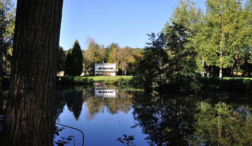 """Gite """"Les trois tilleuls"""" en pleine nature - Pont-Remy - Villa"""