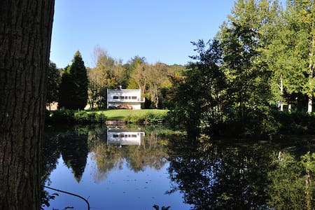 """Gite """"Les trois tilleuls"""" en pleine nature - Pont-Remy"""