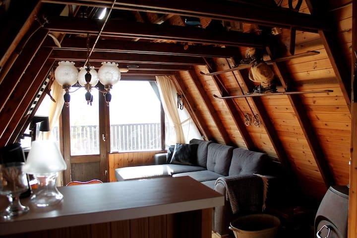 Borgarfjordur Cabin -Cozy Cabin in Stunning Nature