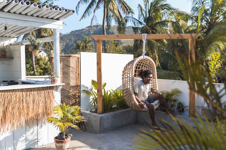 Nalua Surf - Bed & Breakfast - Standard Fan (6)