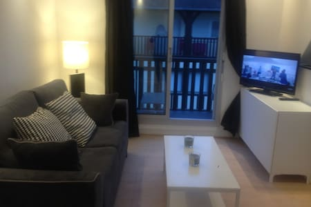 Deauville 2P Duplex neuf  5 m plage - Deauville - Apartmen
