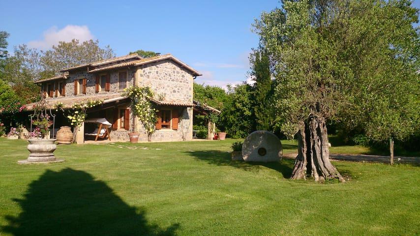 isola verde orvieto - Orvieto - Villa