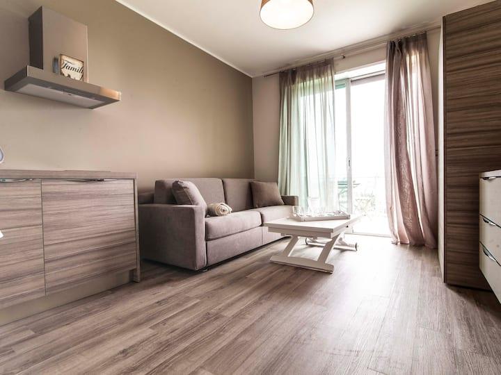Deluxe Sea View Apartment in Sanremo