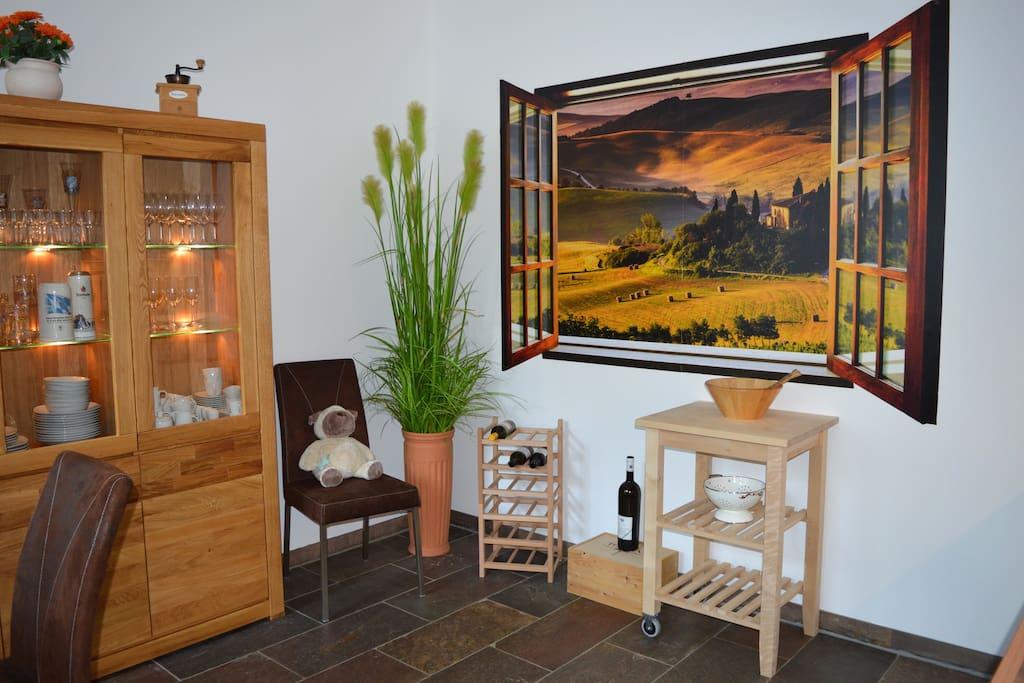 3 zimmer mais wohnung 80 qm in ruhiger lage wohnungen for Wohnzimmer 80 qm