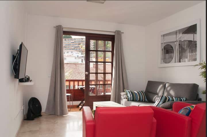 Acogedor apartamento centro Puerto de la Cruz