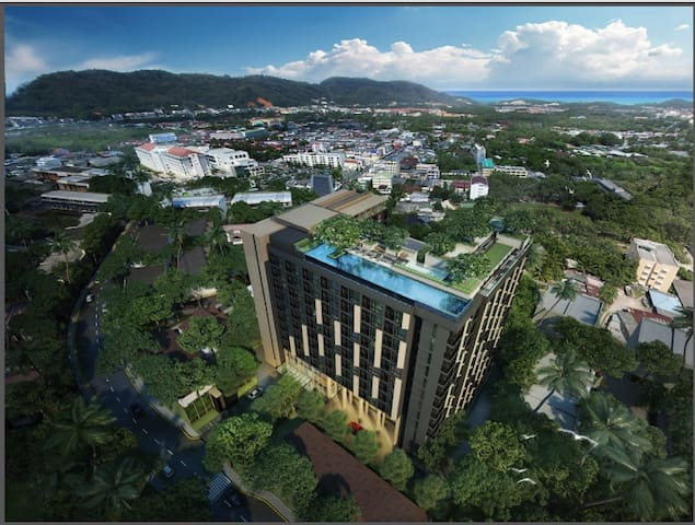 Bangkok living, Island lifestyle - Muang - Condominium