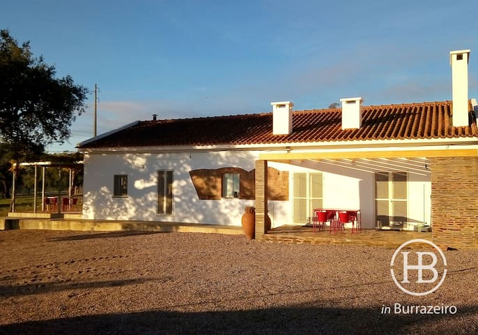 Herdade do Burrazeiro | Turismo Rural no Alentejo