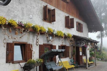 rifugio Alpenrose camera doppia - San Lorenzo Dorsino