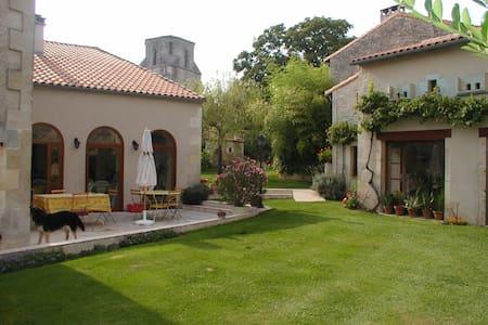 Grande et belle maison de caractère - Couture-d'Argenson