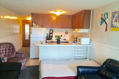 Convenient room by the IU Stadium - Bloomington - Appartement