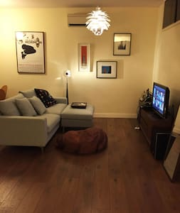 Spacious One-bedroom in K-Town - Hong Kong - Apartment