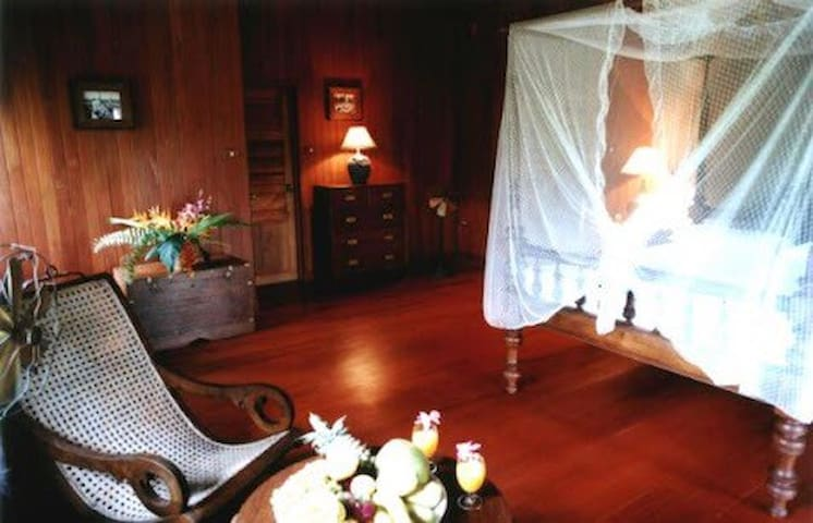 Thai villa house @private island - Chalong