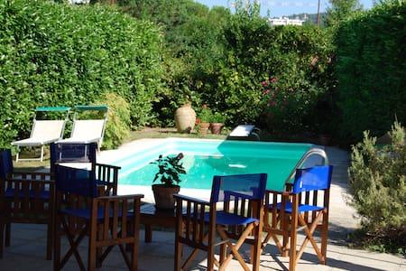 Villa charme con giardino e piscina - Pesaro
