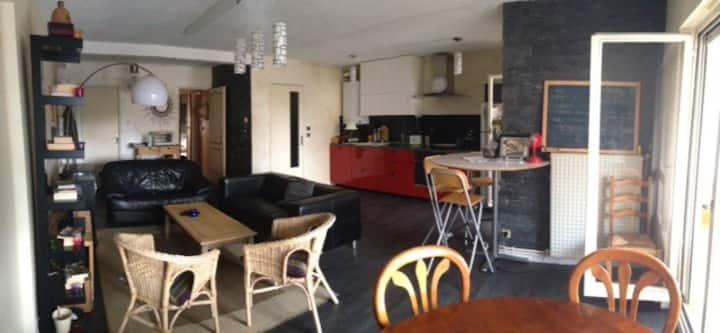 Bel appartement dans le centre de Bordeaux