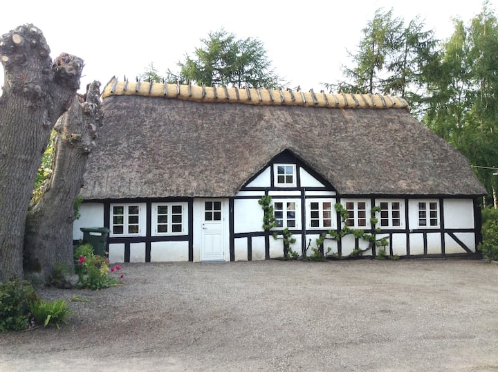 Charming Country House Close to Bogense