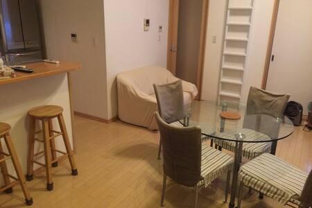 シェアハウスのリビングにある巨大なロフトスペースをお貸しします! - 川崎市 - Talo