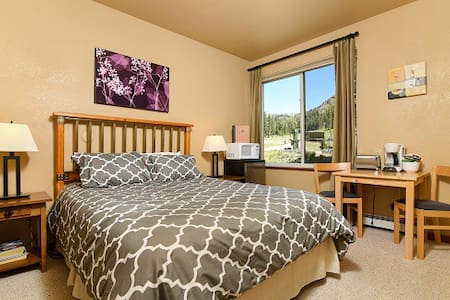 Hotel Style Sun Meadows 1 Queen - Kirkwood
