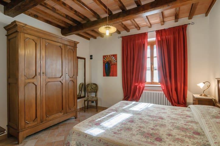 Villa Lake Trasimeno Cortona 4 peop - Gosparini - Villa