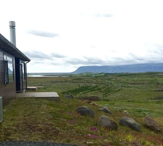 Luxury villa with spectacular view - Selfoss