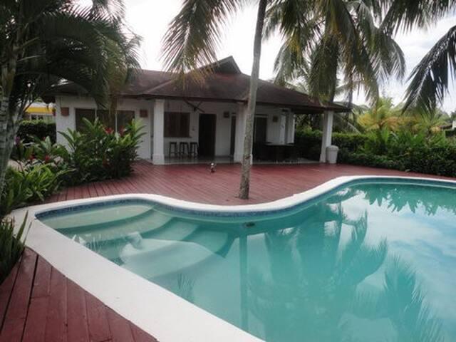 Casa Brasil - Las Terrenas - Las Terrenas - Casa de camp