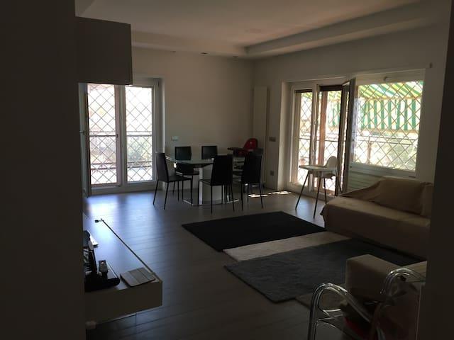 Modernissimo trilocale - Rom - Lägenhet