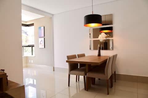 Apartamento Alto padrão com lazer. Vila da Serra