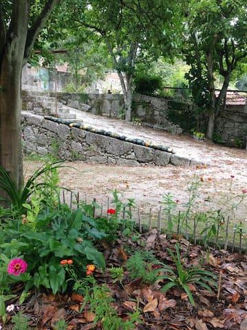 jardins em frente
