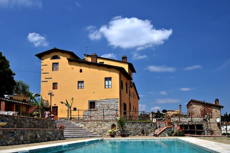 Colline Scandicci con vista Firenze - Scandicci - House