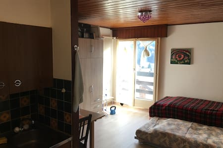 Studio apartment at city centre - Leysin