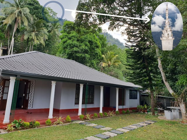 Gampola City Mid Point for All Travel Destinations
