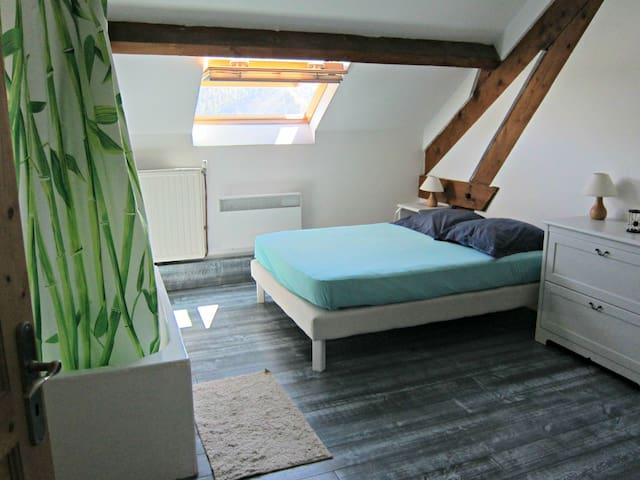 Appartement lumineux à la Montagne - Meyronnes - Byt