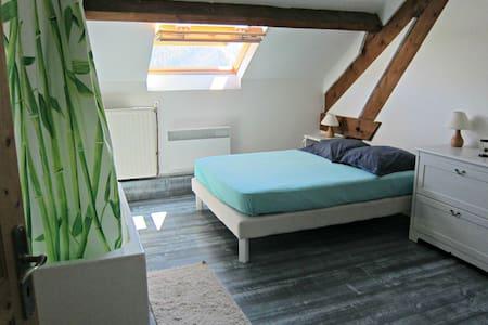 Appartement lumineux à la Montagne - Wohnung