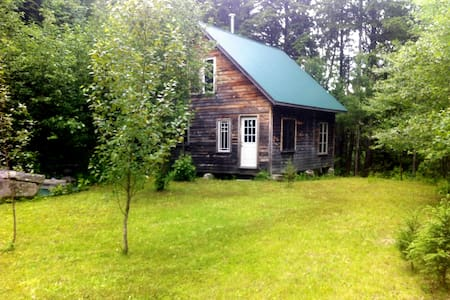 Green Wych Pine Cabin (offsite) - Wilno - Bed & Breakfast