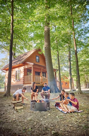 Luxury Small Cabin