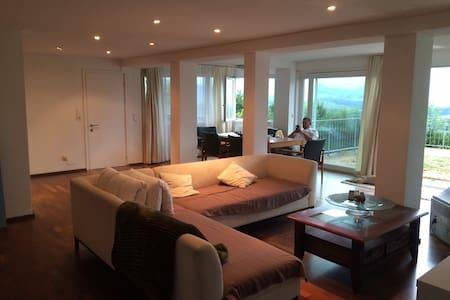 110m2 Ferienwohnung mit Garten - Langen bei Bregenz