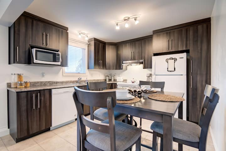 Beautiful Cozy Full 1 Bedroom apt.  Gatineau.