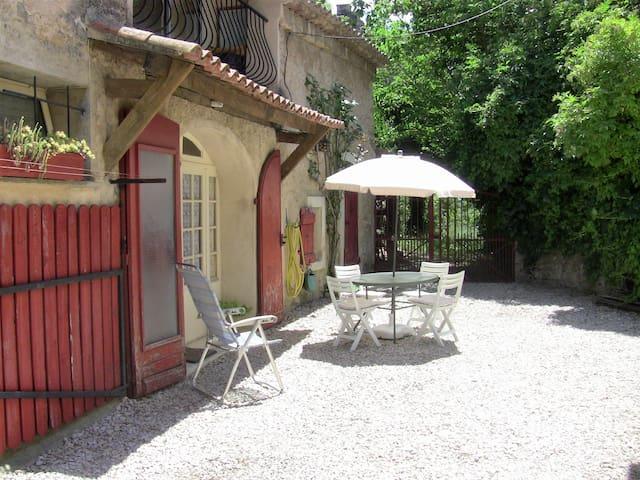 Gîte en Provence au pied du Luberon Cucuron - Cucuron - Haus