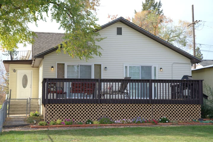 Sleeps 10 And Only 7 Minutes From Downtown - Spokane - Maison
