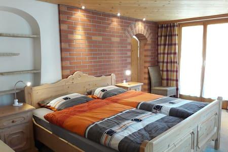 Charmante Ferienwohnung in Klosters - Klosters-Serneus