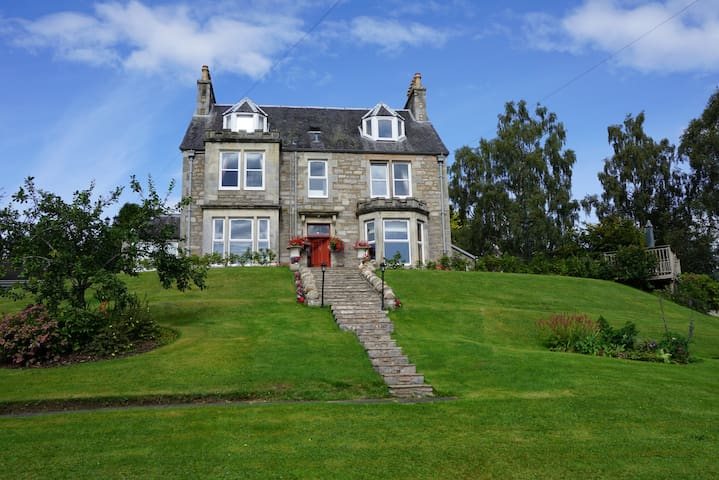 Poplars Guest House, Elegant Victorian B&B - Pitlochry - Pension