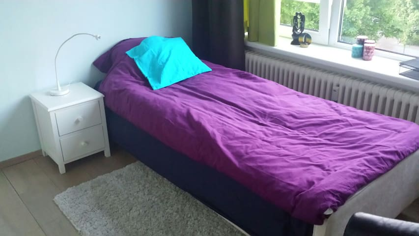 Private room with best bed ever! - Rijswijk - Wohnung