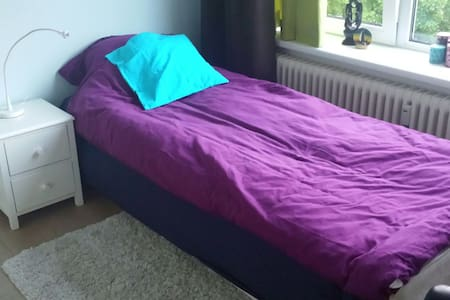 Private room with best bed ever! - Rijswijk - Flat