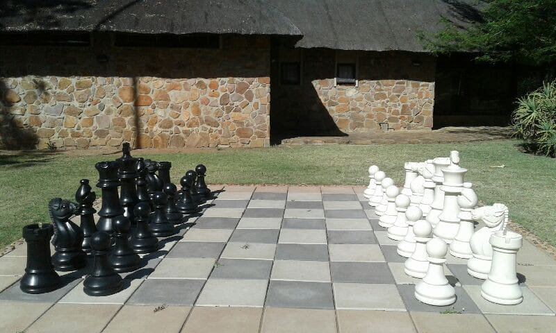 Giant chess anyone?