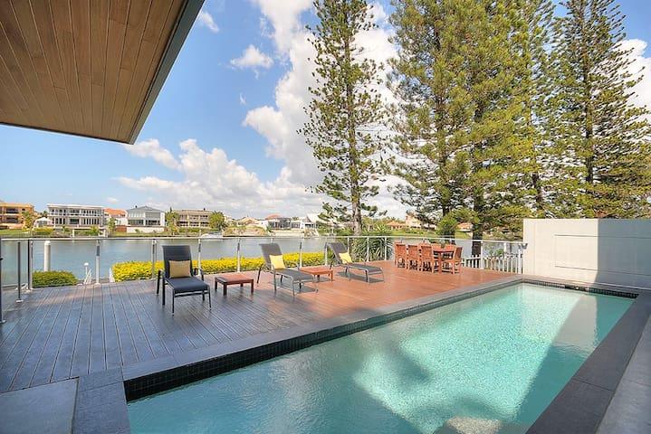 Bliss On Waterview  Surfers Paradise Gold Coast - Bundall - Casa