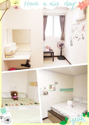 10% off every day,1~2 people room (4B),2~4 floor