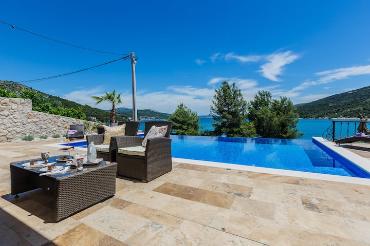 Villa with pool, 15 min from Split airport (OWNER)