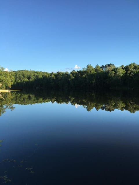 Life is Better at the Lake. 3 bedroom lake home WI