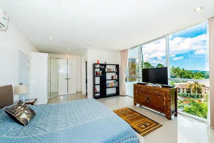 Apartments within walking distance to Karon Beach