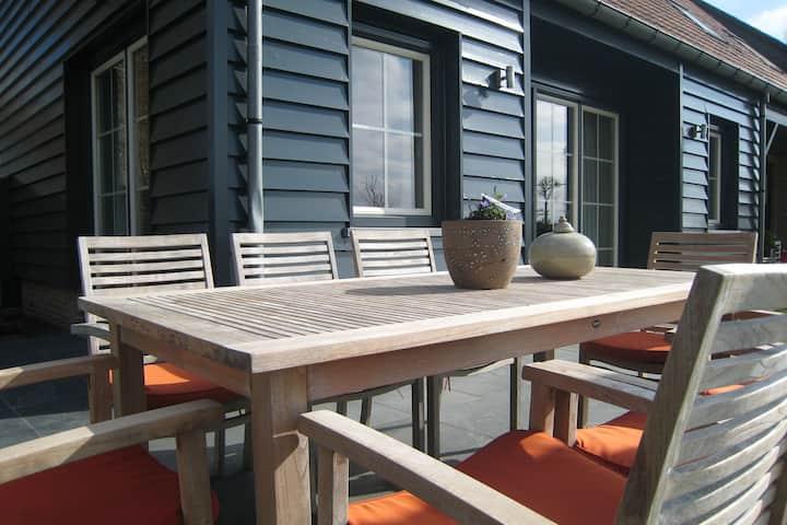 Maison de vacances de style à Zuidzande avec sauna