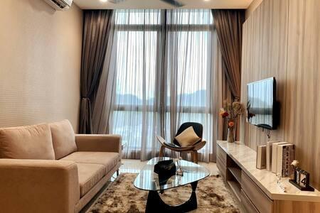[New Shaftsbury Putrajaya] Cozy Residence